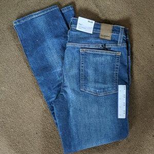 Goodfellow | Distressed Slim Fit Denim Jeans 36x30